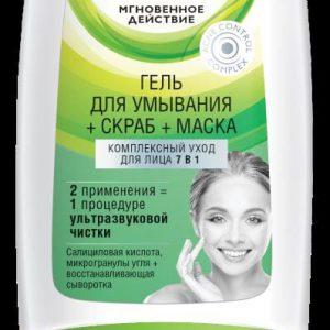 Gel-Scrub, 7in1, Acne Control Complex 150 ml