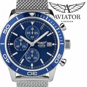 Aviator horloge mannen heren AVW2070G302