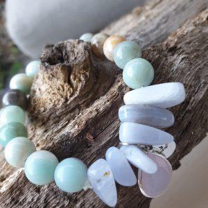 Amazoniet en Opaal