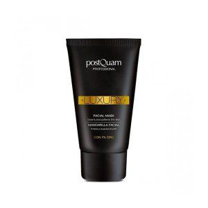Luxe gezicht masker met 1% collodial goud 75ml