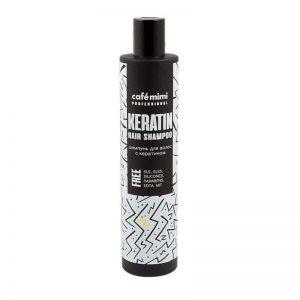 Keratine shampoo voor gekleurd en beschadigd haar 300ml