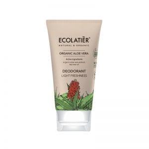 Ecolatier ALOE VERA biologische crème deodorant 40ml