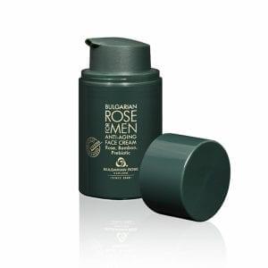 Rozenolie anti-age creme voor mannen 50ml