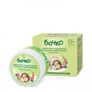 Bochko puur en bio baby zalf voor geïrriteerde huidje 50ml