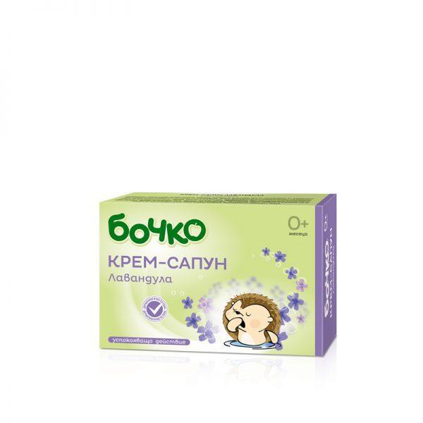 Bochko Lavendel Crème Zeep 75mg