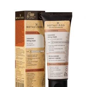 Biologische en eerlijke Versterkende crème voor de rijpe huid 50ml