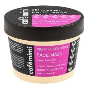 Biologische nacht herstellende gezicht masker 110ml