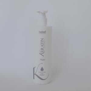 Lunel professionele haar shampoo met kasjmier keratine 300ml