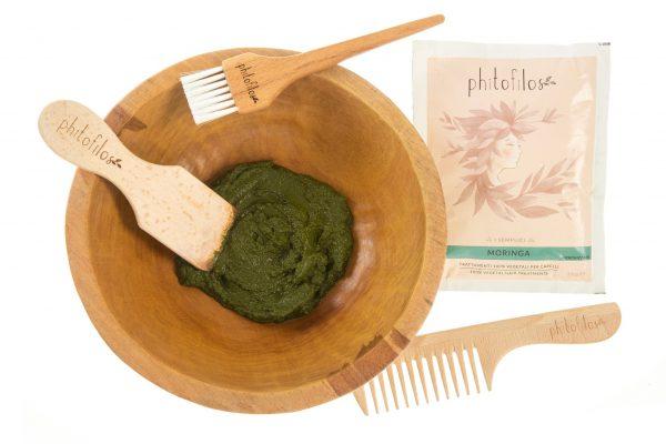 Kruiden en poeders gebruikt in Phitofilos