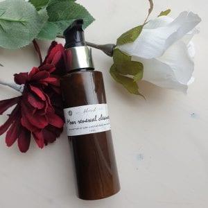 Moor renewal facial cleanser 120ml