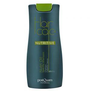 Nutri-oil voedende haar shampoo 250ml