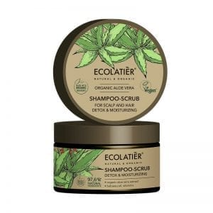 Shampoo scrub Hydraterend met ALOE VERA 300ml