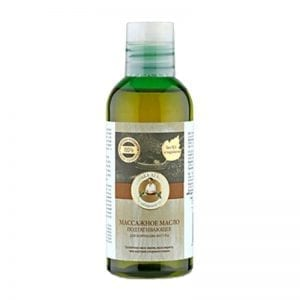 Natuurlijke massage olie tegen cellulitis 170ml