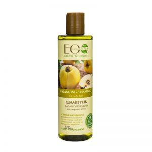 Natuurlijke Shampoo voor vet haar Eolab 250 ml