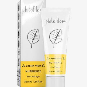 Phitofilos voedende gezicht crème met mango boter 50ml