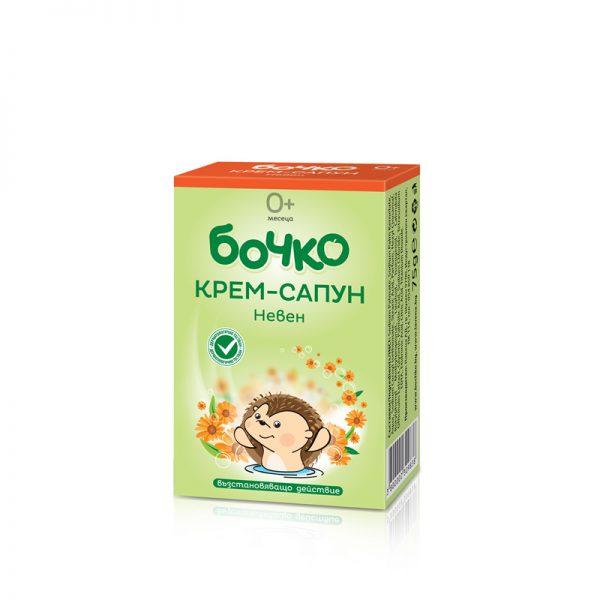 Bochko baby crème zeep met Goudsbloem 75gr